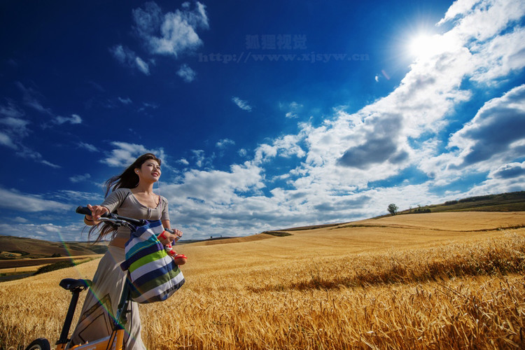 Chinese Romantic Song:In The Distant Place