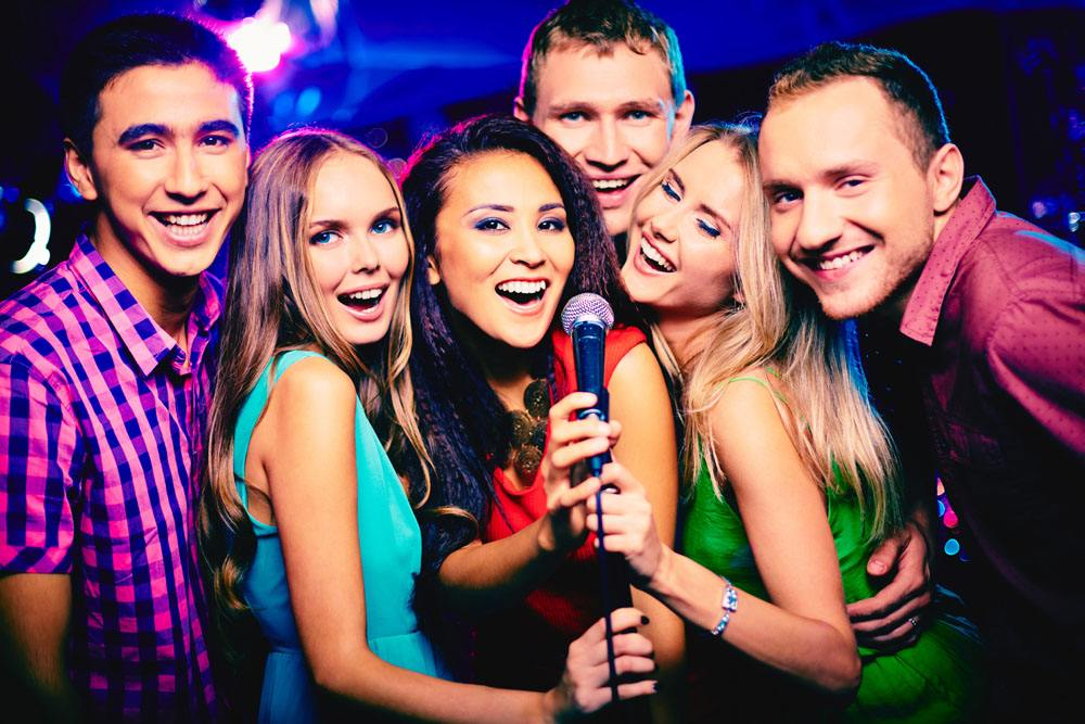 The Fascinating Thing of Chinese Karaoke Songs