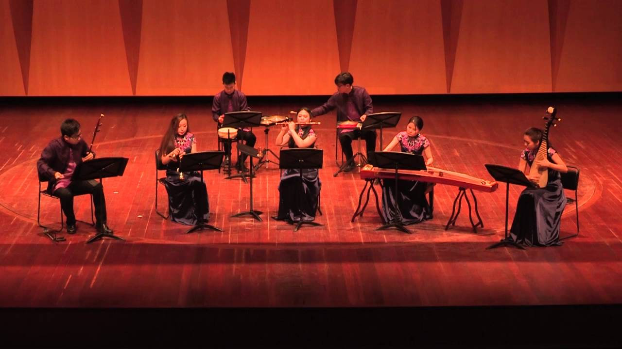The Overview of Chinese Music