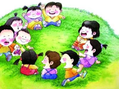 The Best Chinese Song for Kids Throw The Handkerchief