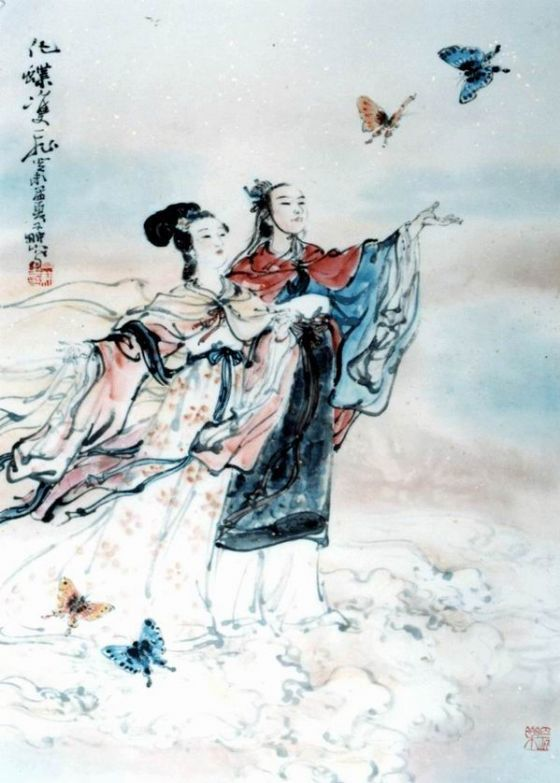 The Two Great Old Chinese Love Songs In Chinese Music
