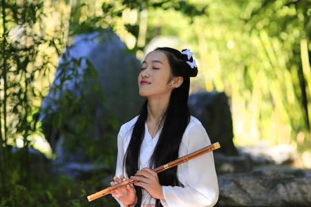 China Song Instrument IntroductionBamboo Flute