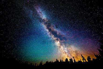 The Stars Do Not Blink The Great Energy Behind The Sound