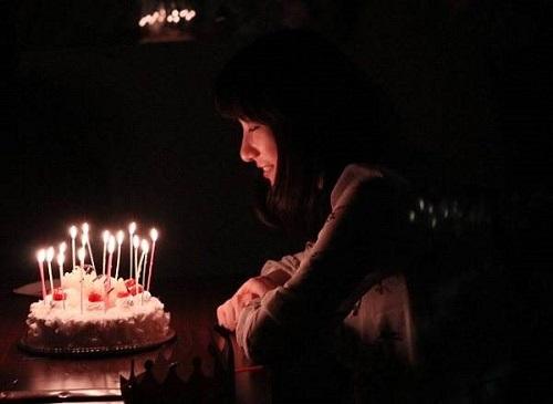 Zhu Wo Sheng Ri Kuai Le 祝我生日快乐 Happy Birthday to Me Lyrics 歌詞 With Pinyin By Wen Lan 温岚 Landy Wen