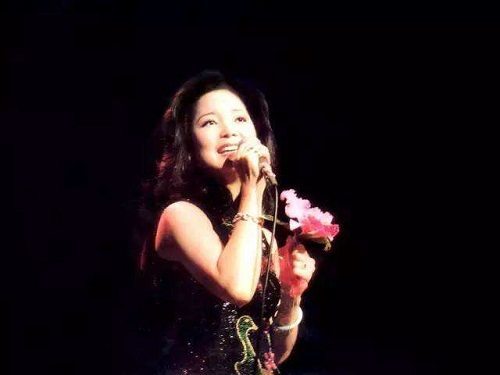 Re Qing De Yue Liang 热情的月亮 Passionate Moon Lyrics 歌詞 With Pinyin By Deng Li Jun 邓丽君 Teresa Teng