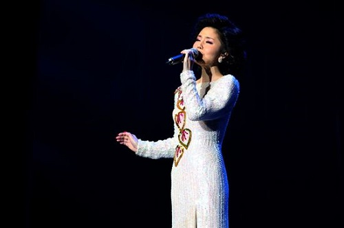 Hua Kai Le 花开了 The Flowers Are Blooming Lyrics 歌詞 With Pinyin By Deng Li Jun 邓丽君 Teresa Teng