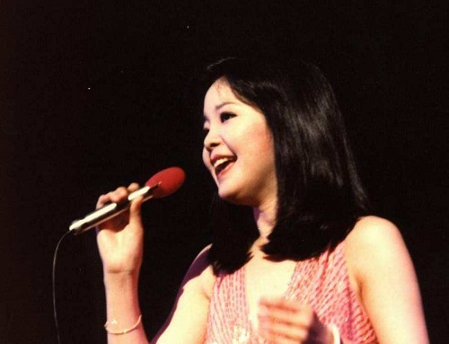 Ni Shi Wo De Yi Zhong Ren 你是我的意中人 You Are The One For Me Lyrics 歌詞 With Pinyin By Deng Li Jun 邓丽君 Teresa Teng