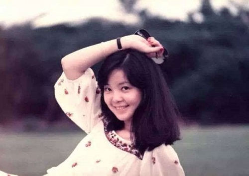 Wei Xiao 微笑 Smile Lyrics 歌詞 With Pinyin By Deng Li Jun 邓丽君 Teresa Teng