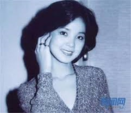 Huang Hun Li 黄昏里 At Dusk Lyrics 歌詞 With Pinyin By Deng Li Jun 邓丽君 Teresa Teng