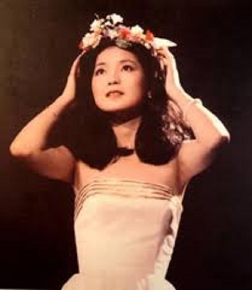 Na Ju Nuo Yan 那句诺言 That Promise Lyrics 歌詞 With Pinyin By Deng Li Jun 邓丽君 Teresa Teng