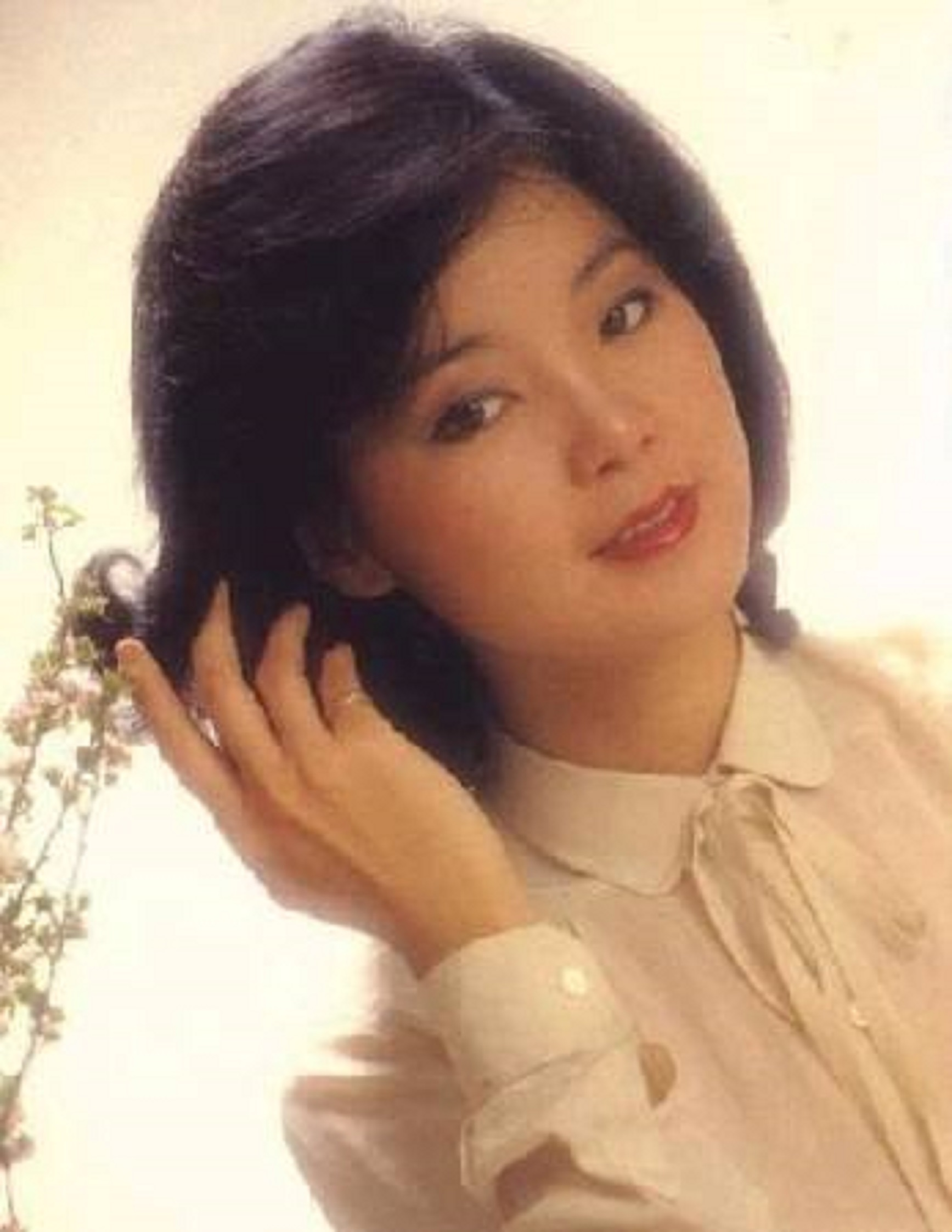 Ke Fou Duo Jian Yi Yan 可否多见一眼 Lyrics 歌詞 With Pinyin By Deng Li Jun 邓丽君 Teresa Teng