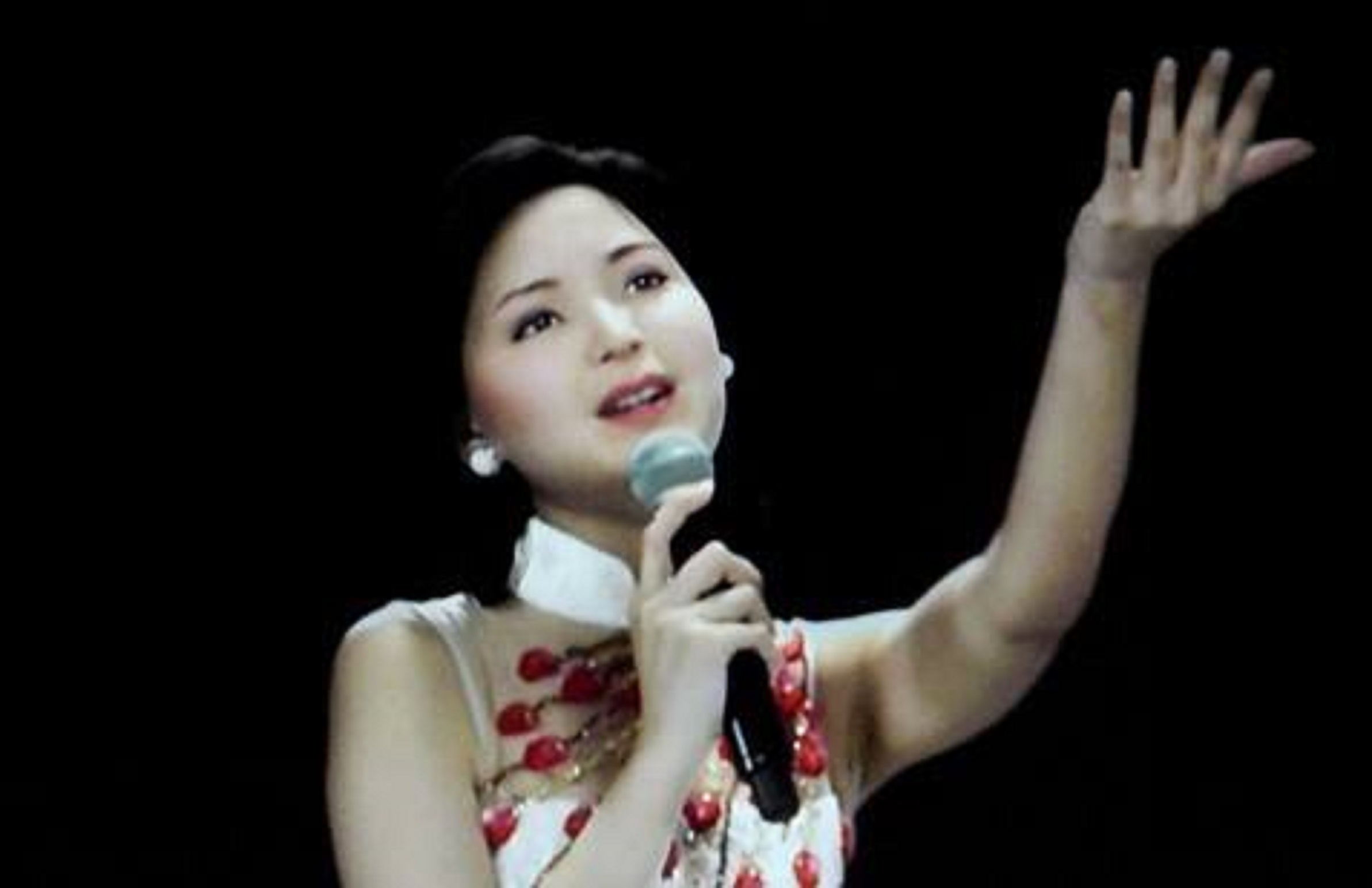 Nan Wang De Yan Jing 难忘的眼睛 Unforgettable Eyes Lyrics 歌詞 With Pinyin By Deng Li Jun 邓丽君 Teresa Teng
