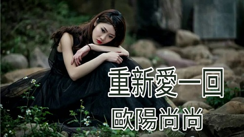 Chong Xin Ai Yi Hui 重新爱一回 Lyrics 歌詞 With Pinyin By Ou Yang Shang Shang 欧阳尚尚
