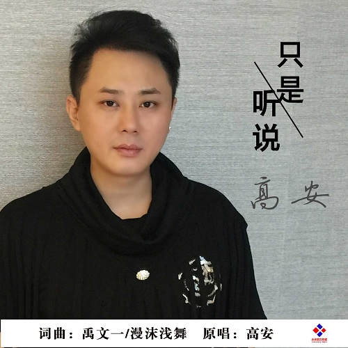 Zhi Shi Ting Shuo 只是听说 Lyrics 歌詞 With Pinyin By Gao An 高安