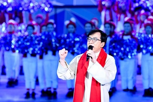 Pin Chu Wei Lai 拼出未来 Spell Out The Future Lyrics 歌詞 With Pinyin By Cheng Long 成龙 Jackie Chan